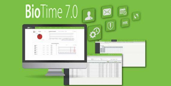Biotime 7.0 – El mejor software de control de horarios de trabajo